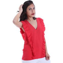 Abbigliamento Donna Top / Blusa Gaudi 011BD45031 Rosso