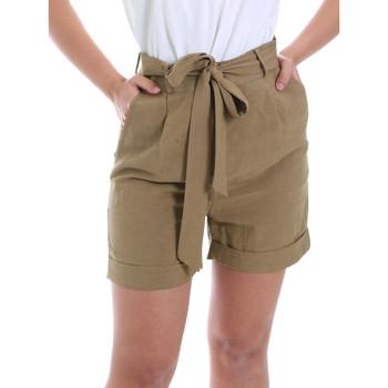 Abbigliamento Donna Shorts / Bermuda Gaudi 011BD25046 Marrone