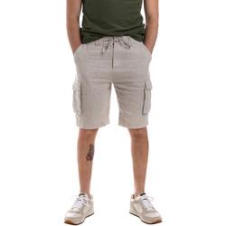 Abbigliamento Uomo Shorts / Bermuda Sseinse PB591SS Beige