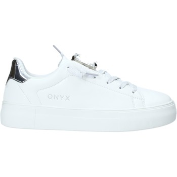 Scarpe Donna Sneakers basse Onyx S20-SOX701 Argento
