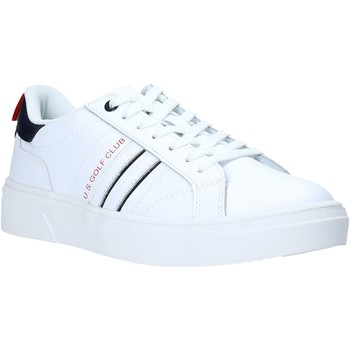 Scarpe Uomo Sneakers basse U.s. Golf S20-SUS134 Bianco