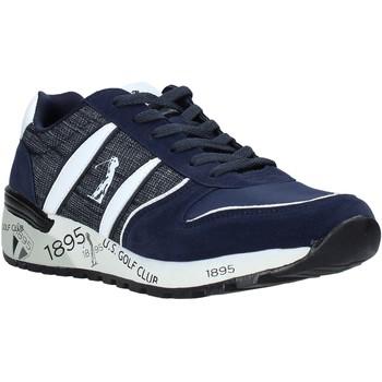 Scarpe Uomo Sneakers basse U.s. Golf S20-SUS152 Blu
