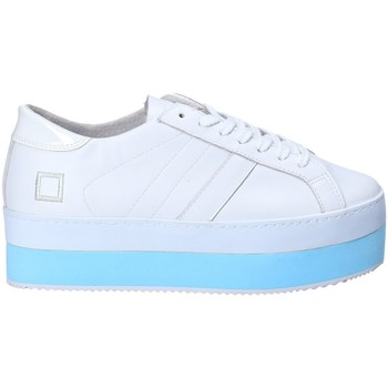 Scarpe Donna Sneakers basse Date W281-MO-LE-WH Bianco