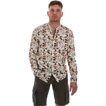 Abbigliamento Uomo Camicie maniche lunghe Sseinse CE526SS Beige