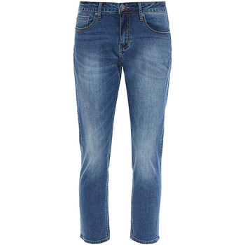 Abbigliamento Donna Jeans slim Gaudi 811BD26002 Blu
