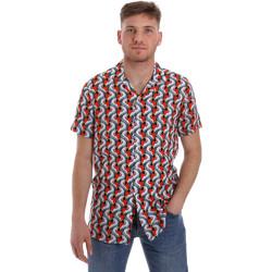 Abbigliamento Uomo Camicie maniche corte Sseinse CE516SS Bianco