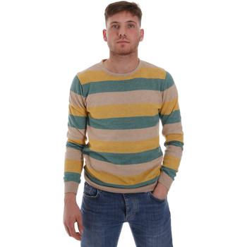 Abbigliamento Uomo Maglioni Sseinse ME1572SS Beige