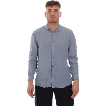 Abbigliamento Uomo Camicie maniche lunghe Sseinse CE538SS Blu