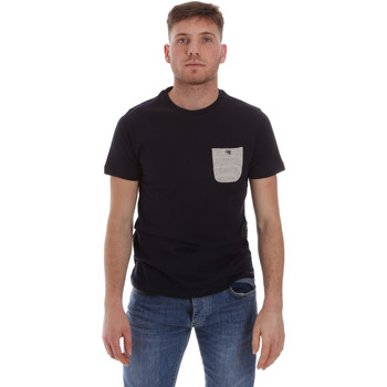 Abbigliamento Uomo T-shirt maniche corte Sseinse ME1588SS Blu