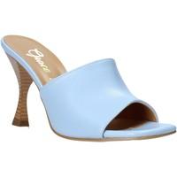 Scarpe Donna Ciabatte Grace Shoes 6293Y014 Blu