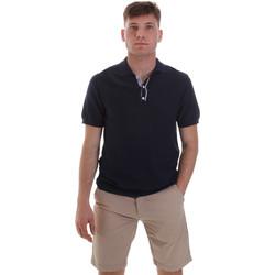 Abbigliamento Uomo Polo maniche corte Sseinse ME1528SS Blu