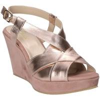 Scarpe Donna Sandali Grace Shoes D 018 Rosa