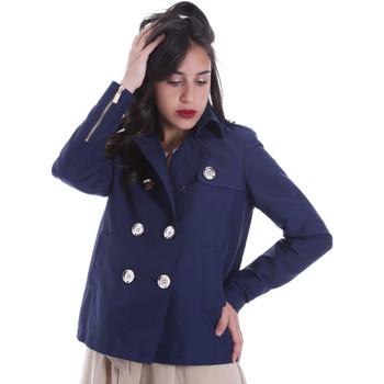 Abbigliamento Donna Giacche / Blazer Gaudi 011BD35013 Blu