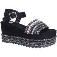 Scarpe Donna Sandali Exé Shoes G4700618716 Nero