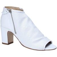 Scarpe Donna Sandali Keys 5614 Bianco