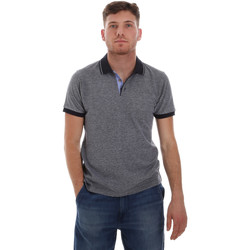 Abbigliamento Uomo Polo maniche corte Sseinse ME1526SS Blu