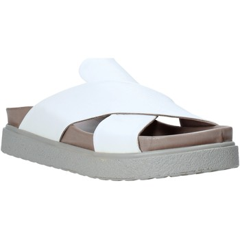 Scarpe Donna Sandali Bueno Shoes CM2201 Bianco