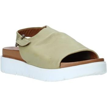 Scarpe Donna Sandali Bueno Shoes 9N3404 Verde