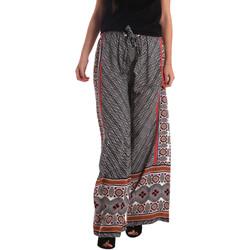 Abbigliamento Donna Pantaloni morbidi / Pantaloni alla zuava Gaudi 73FD25200 Nero