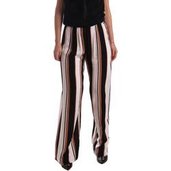 Abbigliamento Donna Pantaloni morbidi / Pantaloni alla zuava Gaudi 73FD25220 Nero