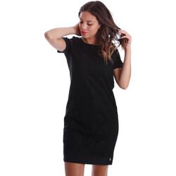 Abbigliamento Donna Abiti corti Y Not? 17PEY028 Nero