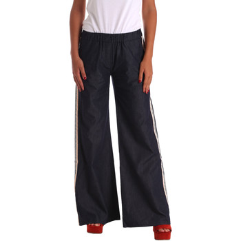 Abbigliamento Donna Jeans bootcut Denny Rose 73DR22004 Blu