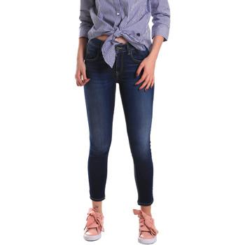 Abbigliamento Donna Jeans skynny Fornarina BE171L48D867VR Blu