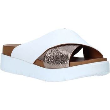 Scarpe Donna Ciabatte Bueno Shoes N3408 Bianco