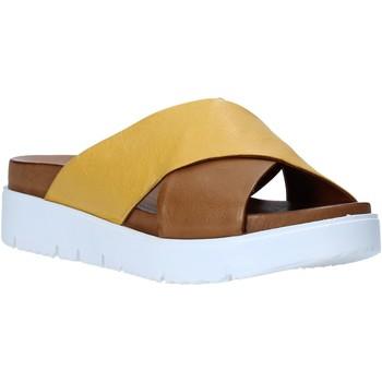 Scarpe Donna Ciabatte Bueno Shoes N3408 Marrone