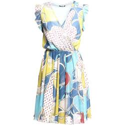 Abbigliamento Donna Abiti corti Fracomina FR20SM562 Blu