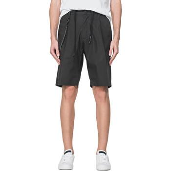 Abbigliamento Uomo Shorts / Bermuda Antony Morato MMSH00157 FA900118 Nero