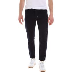 Abbigliamento Uomo Pantaloni 5 tasche Antony Morato MMTR00502 FA900123 Blu