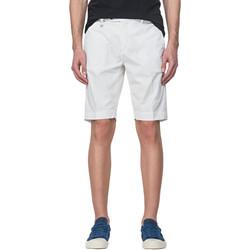 Abbigliamento Uomo Shorts / Bermuda Antony Morato MMSH00141 FA800129 Bianco