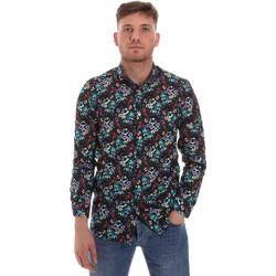 Abbigliamento Uomo Camicie maniche lunghe Sseinse CE509SS Blu