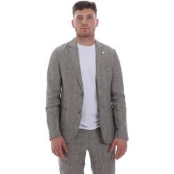Abbigliamento Uomo Giacche / Blazer Sseinse GAE561SS Marrone