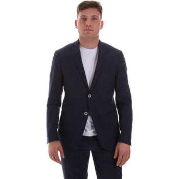 Abbigliamento Uomo Giacche / Blazer Sseinse GAE569SS Blu