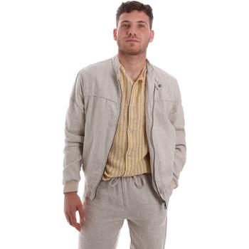 Abbigliamento Uomo Giubbotti Sseinse GBE575SS Beige
