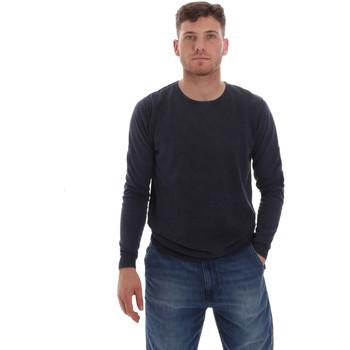 Abbigliamento Uomo Maglioni Sseinse ME1510SS Blu