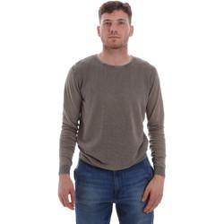 Abbigliamento Uomo Maglioni Sseinse ME1510SS Marrone