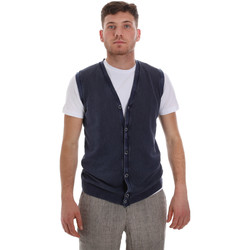 Abbigliamento Uomo Gilet / Cardigan Sseinse ME1512SS Blu