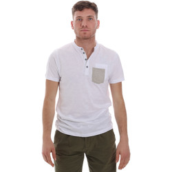 Abbigliamento Uomo T-shirt maniche corte Sseinse ME1600SS Bianco