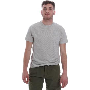 Abbigliamento Uomo T-shirt maniche corte Sseinse ME1603SS Bianco