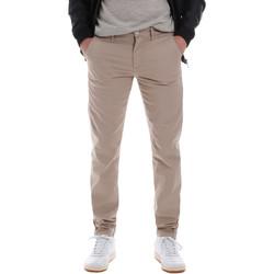 Abbigliamento Uomo Chino Sseinse PSE555SS Beige