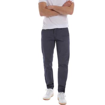Abbigliamento Uomo Chino Sseinse PSE569SS Blu
