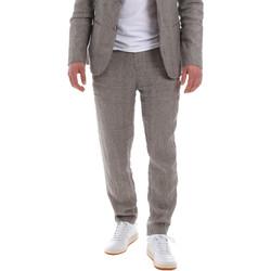 Abbigliamento Uomo Pantaloni da completo Sseinse PSE585SS Marrone