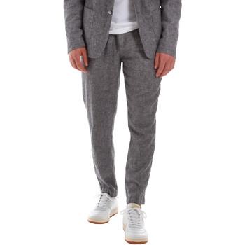 Abbigliamento Uomo Pantaloni da completo Sseinse PSE587SS Blu