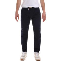 Abbigliamento Uomo Chino Sseinse PSE612SS Blu