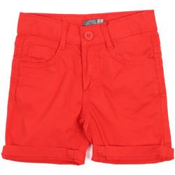 Abbigliamento Unisex bambino Shorts / Bermuda Losan 015-9655AL Rosso