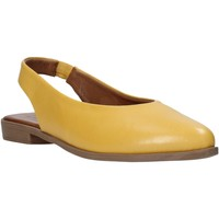 Scarpe Donna Sandali Bueno Shoes 9N0102 Giallo