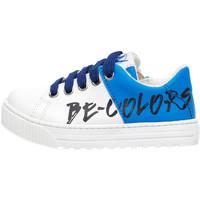 Scarpe Unisex bambino Sneakers basse Naturino 2014918 02 Blu